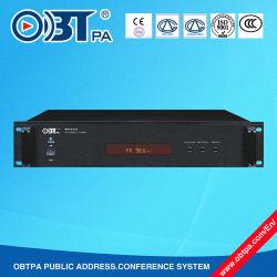 Sorgente audio del sistema di comunicazione al pubblico con sintonizzatore AM/FM 220 V 20 W.