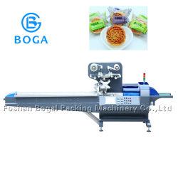 De automatische Horizontale Machine van de Verpakking van het Brood van Maamoul van de Cake van de Maan van het Voedsel van het Hoofdkussen