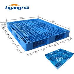 La exportación de contenedores de almacenamiento en frío utiliza Forzen palets de plástico