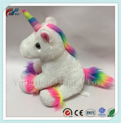 На заводе Sedex Aduited OEM фаршированные Unicorn Мягкая игрушка несут
