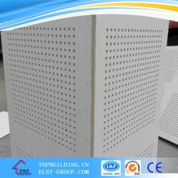 Peforated Gyspum Forro/2.016 Nes Peforated Gyspum Design do painel de tecto/PVC forro de gesso Board