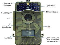 야생 생물 난조 가신 사진기 주택 안전 무선 SMS MMS GPRS GSM 먼 디지털 영상 방수 적외선 열 사진기