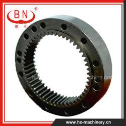 2024077 EX60-1 excavadora Hitachi columpio la corona del dispositivo de oscilación de la excavadora