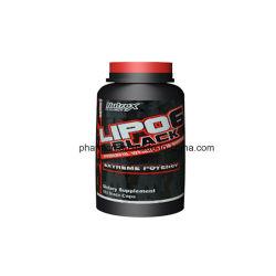 A perda de peso Nutrex saudável Lipo6 Suplemento de emagrecimento cápsulas