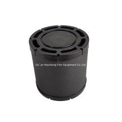 Os cartuchos do filtro de ar e o Elemento do Filtro de Ar, Filtro de ar comprimido para a Usina Conjunto do gerador e do Compressor de Ar
