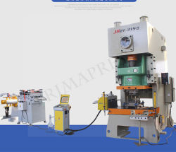 Jh21 Staalstempelmachine 110ton