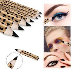 EL04 Mixdair crayon à sourcils, eye-liner noir étanche, Non-Decoloring Non-Staining Sweat-Proof, et ont Stock
