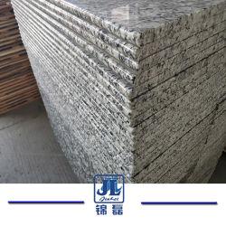 صقل حجارة طبيعيّ رذاذ بيضاء/موجة بيضاء ([غ418]) صوّان لوح لأنّ درجات, ماسورة صاعدة, [كونتر توب]