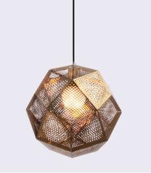 Dekorativer Rosen-GoldEdelstahl-hängende helle Vorrichtungs-hängende Innenbeleuchtung für Hotel-Gaststätte