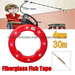 30m em fibra de fita de pescar para construção