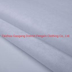 Poliestere 100% del tessuto del ricamo/documento di cotone non tessuti per lo stabilizzatore scrivente tra riga e riga non tessuto del documento del ricamo