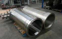 cilindro hidráulico de fundição centrífuga tubo, Tubo de Aço Inoxidável, fundição centrífuga