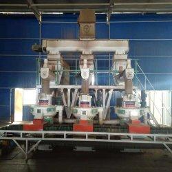 الكتلة الحيوية المستخدمة على نطاق واسع الطاقة الماهوغاني البلوط المطاط آلة بيليه الخشب السعر