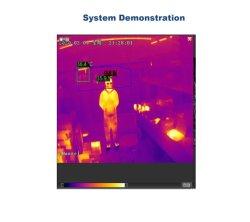 La détection de température à l'entrée, High-Precision double caméra lumière, caméra extérieure