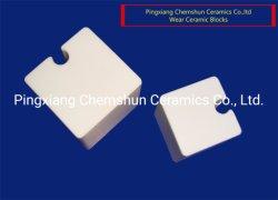 Zeer slijtvast aluminium oxide keramische blokken en kubussen fabrikanten