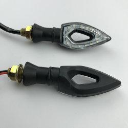 12V LEDのオートバイの表示ランプの回転シグナルライト