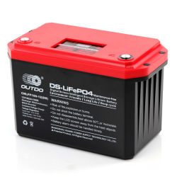 Outdo リチウムイオンエネルギー貯蔵バッテリ Cnlfp100-12
