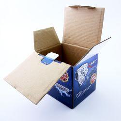 OEM 자동차 부속을%s 로고에 의하여 인쇄되는 엄밀한 서류상 수송용 포장 상자
