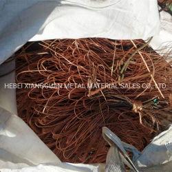 Оптовая торговля баре яркий Millberry медного провода лом красный провод медного лома 99,5% производителя