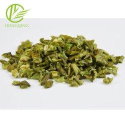Pepe verde secco verde disidratato delle verdure disidratato GBP del peperone dolce del peperone dolce