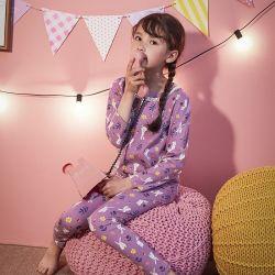 Primavera Otoño niños ropa niñas ropa niños pijamas de algodón a los niños de desgaste de salón dormir