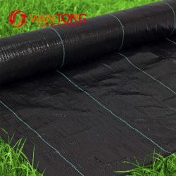 L'agriculture PP tissés Tapis de contrôle des mauvaises herbes chiffon Anti-Grass la couverture du sol pour la vente