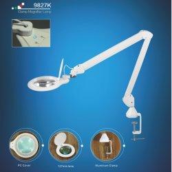 Dimmable LEDのデスクトップの拡大鏡ランプクランプ美装置の医学ランプ