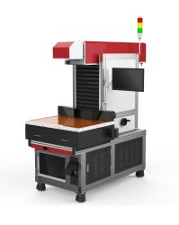 Dinámica de marcadora láser de CO2 para la tarjeta de invitación, tarjetas de emergente, la caja de caramelos, corte de papel