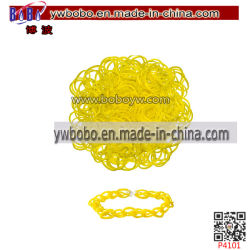 I capelli ornano il mestiere del giocattolo dei capretti delle fasce del telaio del braccialetto del regalo del bambino del rifornimento di banco (P4101)
