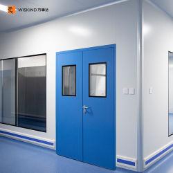 Wiskindの空気浄化System/E-のクラスの食糧または製薬産業または証明されるHospital/Ot/Operationの劇場のための鋼鉄クリーンルームのドア