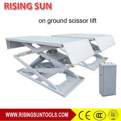 hydraulische 3.5ton Scissor Aufzug-Auto-Pflege-Gerät