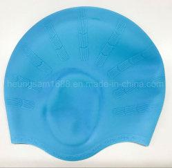 Capuchons silicone de gros prix d'usine nager avec protection de l'oreille