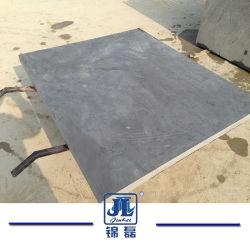 Matériaux de construction calcaire naturel flammé/perfectionné/dégringolé Bluestone pour carreaux de sol et de revêtement mural/façade
