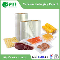 PA/EVOH/PE High Barrier Multilayer Co Extrued Food Package Thermoiling Plastic Film
