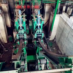 Китай CCM углеродистая сталь для литья заготовки непрерывной самоустанавливающегося колеса