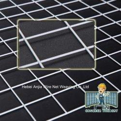 Square Hot-Dipped Treillis soudés en acier galvanisé