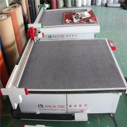 Gemaakt in Snijder van het Mes van de Belemmering van China CNC de Roterende met Scherpe Machine van het Mes van de Pen van het Teken de Oscillerende