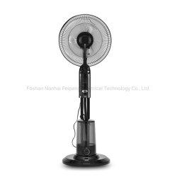 Outdoor brumisation Misters du ventilateur du système de plein air du ventilateur de l'eau