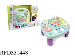 Au début de jouets éducatifs bébé Jouets Piano Cartoon les claviers électroniques jouet musical