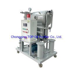 Macchina automatica di filtrazione dell'olio del trasformatore del regolatore programmabile di logica (ZYD-A)