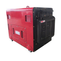 50Hz/60Hz 5kw 가구 판매를 위한 휴대용 가스 발전기
