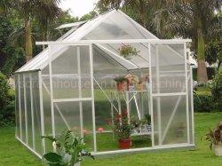 Nuevo Marco de aluminio estilo invernadero comercial con una ventana del techo (RDG0808-4mm)