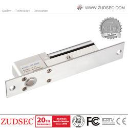 Commerce de gros panneau étroit chaud DC12V Fail Secure robustesse vis électrique Smart électrique de porte sans clé Pêne dormant Pêne à verrouiller