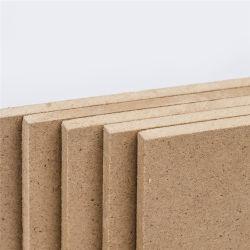 Китай поставщика древесного волокна материала обычной/Raw 1220*2440мм HDF системной платы
