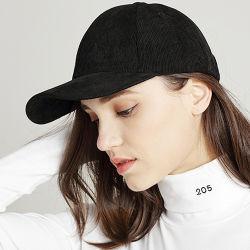 Hot Sale et les plus populaires de velours côtelé de haute qualité de l'exécution chapeau avec différentes couleurs