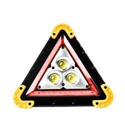 緊急の安全三角形のトラフィックの危険信号LEDの軽い警報灯