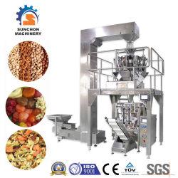 多機能窒素の軽食の乾燥したフルーツAppleはパッキング機械を欠く