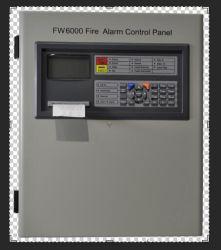 Scheda per pannello di controllo indirizzabile resistente al fuoco e facile da installare con display a colori