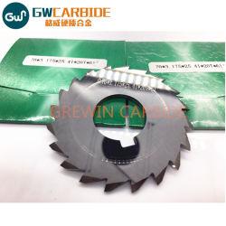 Lâmina de serra circular de carboneto de tungsténio fundido Disc 3.175X25.4170-20x t