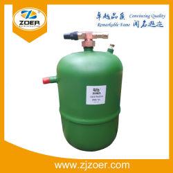 De Verticale Ontvanger van het koelmiddel met de Klep van de Veiligheid (zrs-12L)